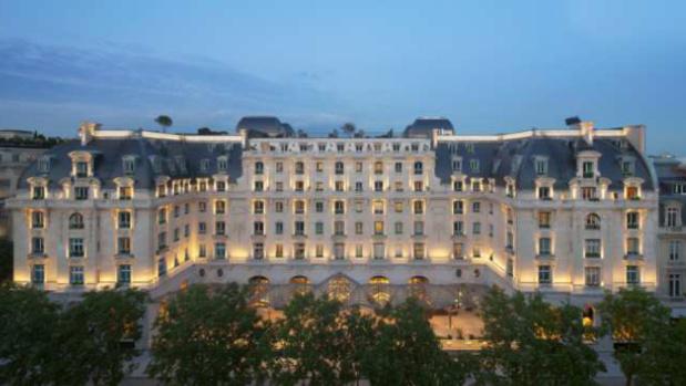 L'hôtel Peninsula Paris a reçu la distinction Palace - DR