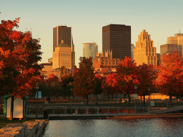 Montreal © fotolia : pink candy