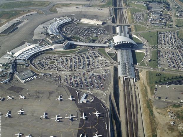 L'aéroport de Lyon va certainement passer dans les mains de Vinci - DR : Aéroports de Lyon