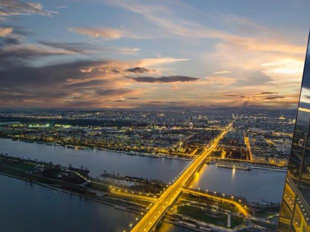 Vienne propose actuellement environ 63 400 lits d'hôtels - DR : Office de Tourisme de Vienne