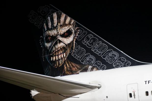 Le Jumbo Jet a été entièrement repensé par ACS en « avion de rock stars » - Photo DR