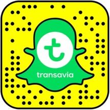 Transavia ouvre un compte sur Snapchat