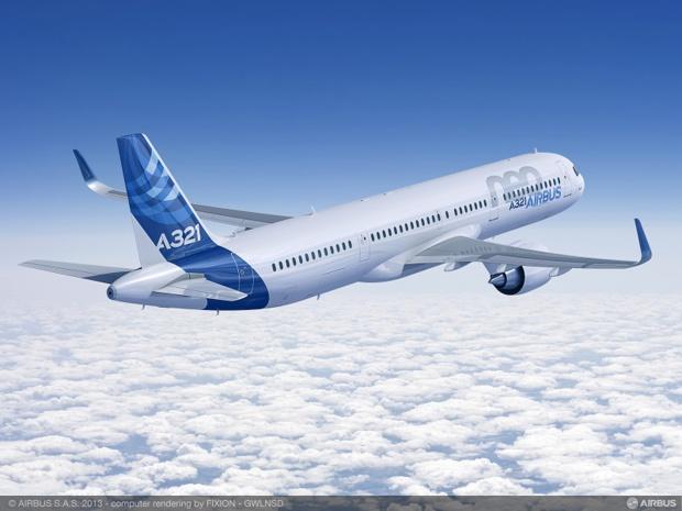 S'il est un signe de l'attrait des compagnies low cost pour cet avion, c'est bien la commande de 30 A321 NEO LR par Norwegian - DR : Airbus