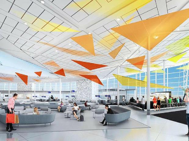 L'aéroport de Montréal s'agrandit