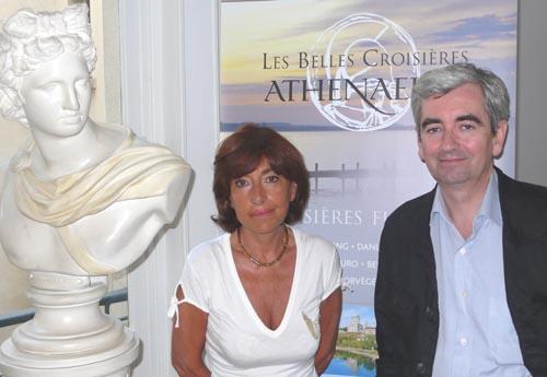 Jacqueline Dalmaz et Jean-Michel Petit,Jacqueline Dalmaz,croisières