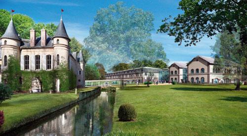 Tourisme d'affaires : Château Saint-Just inauguré dans l'Oise à la rentrée