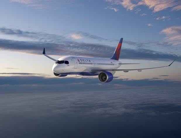 En 2016, Delta propose jusqu'à 14 vols par jour au départ de Paris et de Nice vers les États-Unis, soit une augmentation de capacités de 8,5 % par rapport à l'été dernier - DR : Delta Air Lines