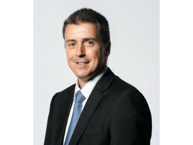 Guillaume Col, PDG d'American Express Voyages d'Affaires © L.Cerino / REA