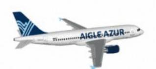 Les pilotes d'Aigle Azur préparent une nouvelle grève du 27 août au 3 septembre 2016 - DR : Aigle Azur