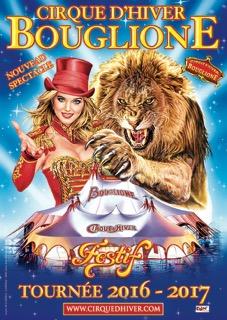 """Le Cirque d'Hiver Bouglione repart en tournée en France avec son spectacle """"Festif"""" - DR : Bouglione"""