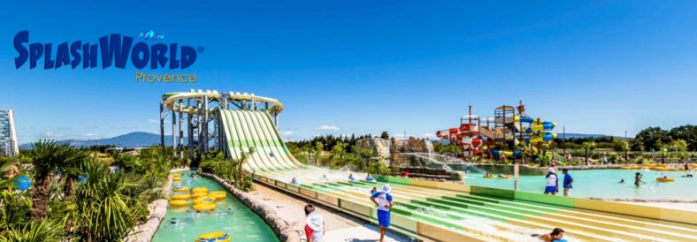 Splashworld ouvre ses portes tous les week-ends de septembre 2016 - DR : Splashworld Provence