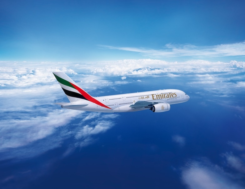 Emirates déploie l'A380 sur la liaison Dubaï-Guangzhou, à compter du 1er octobre 2016 - DR : Emirates