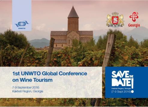 Georgie : l'OMT organise sa 1ere Conférence mondiale sur l'oenotourisme