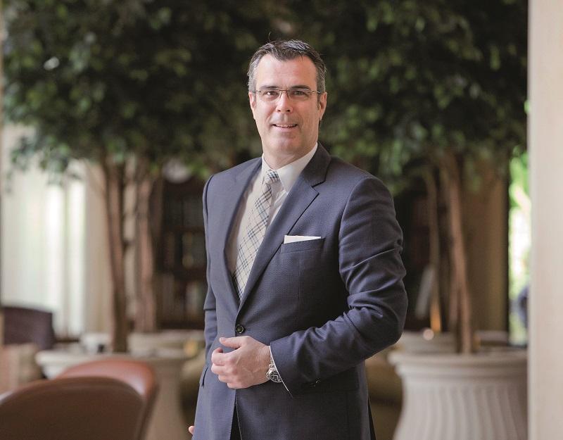 Olivier Chavy accompagnera le groupe dans son développement actuel, permettant d'étendre le réseau Mövenpick à plus de 100 hôtels haut de gamme avec un service complet - DR : Mövenpick Hotels & Resorts