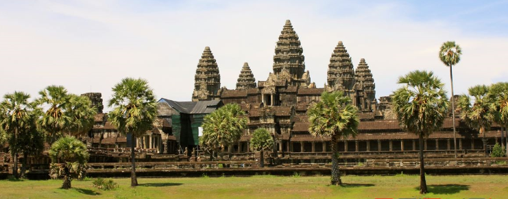 Le gouvernement cambodgien a décrété la hausse du prix d'accès aux temples d'Angkok à partir du 31 janvier 2017 - Photo : Asiajet