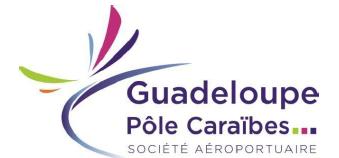 Aéroport Guadeloupe Pôle Caraïbes : 23 942 passagers (+12,8 %) en juillet 2016