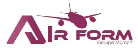 Maroc : Air Form recherche 120 hôtesses et stewards pour FlyDubaï