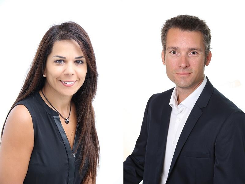 Sarah Amani et Stéphane Baud dépendront directement de Martine Lincker, directrice des ventes - DR : FTI Ticketshop SAS