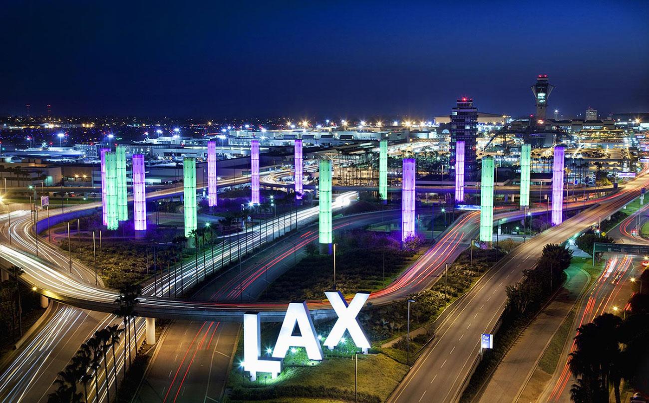 Pas de fusillade, mais des perturbations sur le trafic à l'aéroport e Los Angeles - Photo : LAX Airport