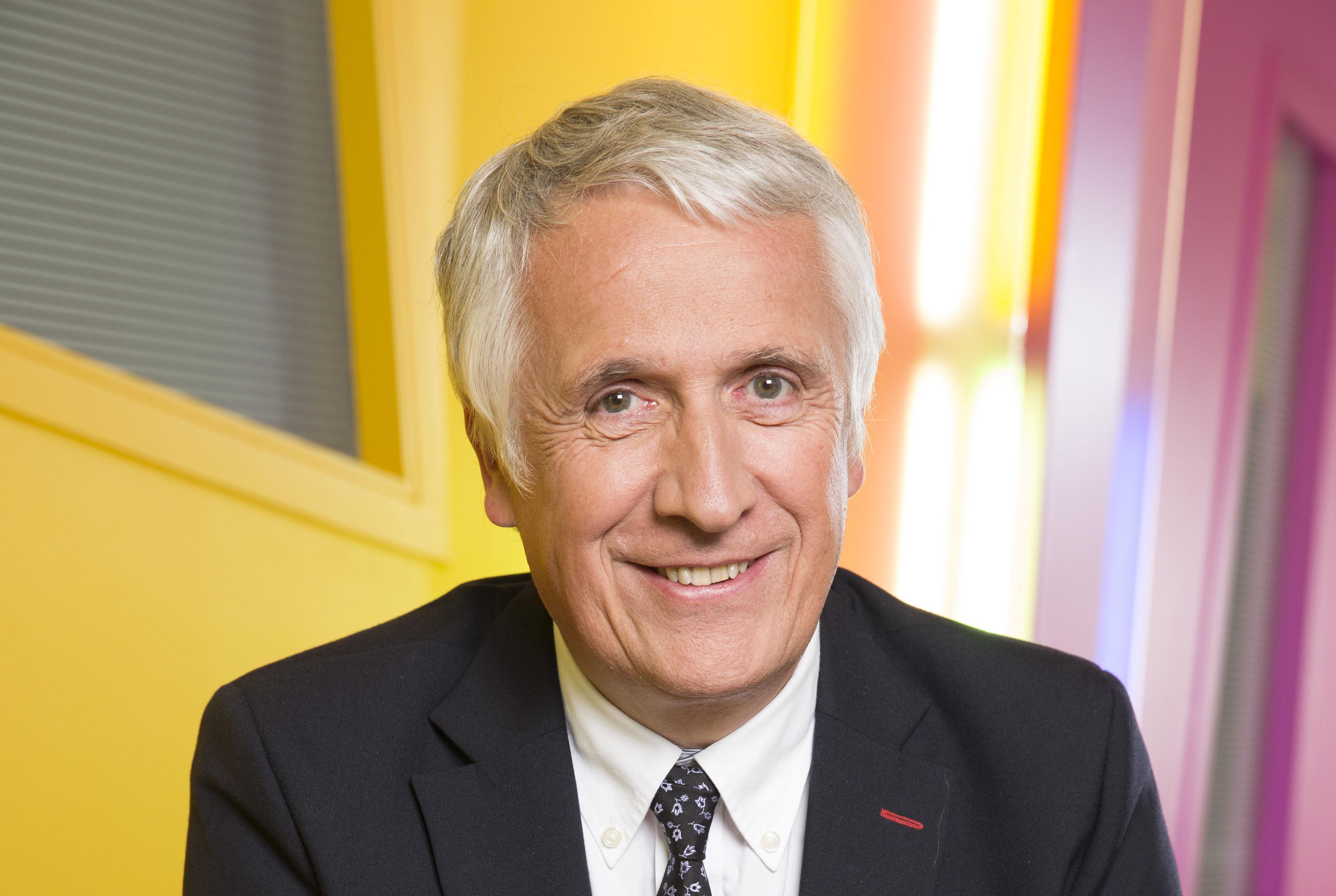Tanguy de Laubier, PDG de BlueLink