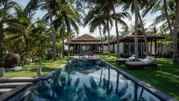 Le Four Seasons Resort The Nam Hai proposera une centaine de villas dès fin 2016 - Photo : Four Seasons Hotels and Resorts