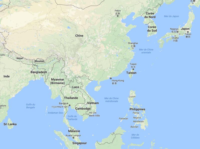 Les croisières en Asie continue de se développer. La CLIA a dévoilé les chiffres clés de ce marché - DR