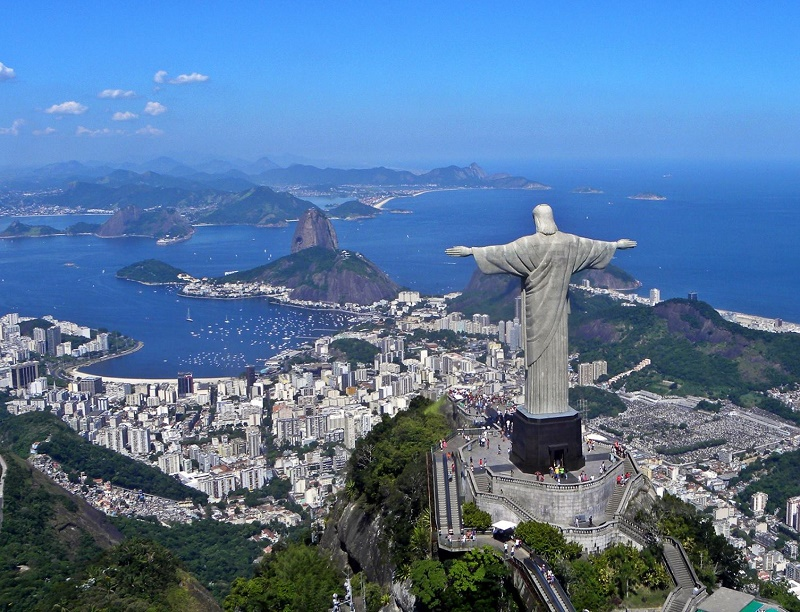 98,7% des visiteurs étrangers et 92% des Brésiliens ont apprécié la qualité de l'hospitalité - DR : Embratur