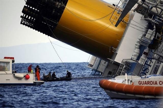 Des bijoux, de l'argent liquide et des appareils électroniques ont disparu des coffres du Costa Concordia après le naufrage - Photo : DR