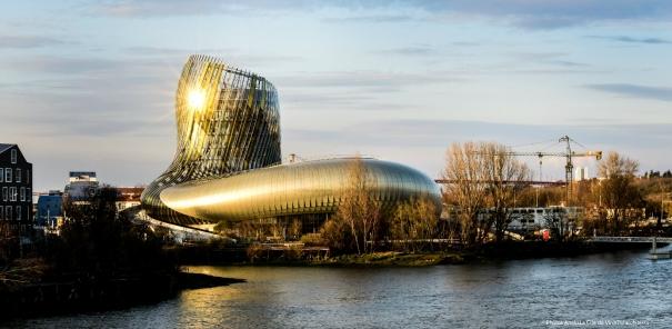 Plus de 70% des visiteurs sont français - DR : La Cité du Vin