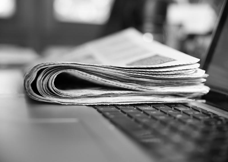 Du digital au papier, des médias de plus en plus connectés... /Crédit photo : doris_bredow Fotolia