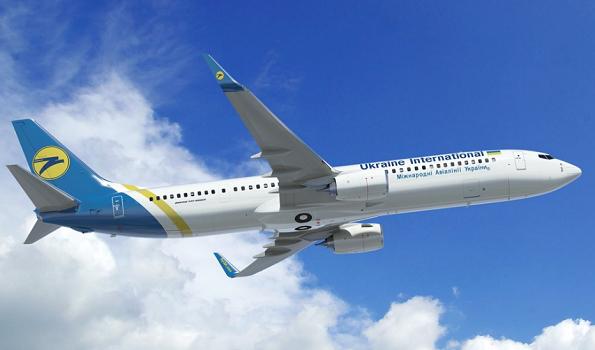 Photo : Ukraine International Airlines