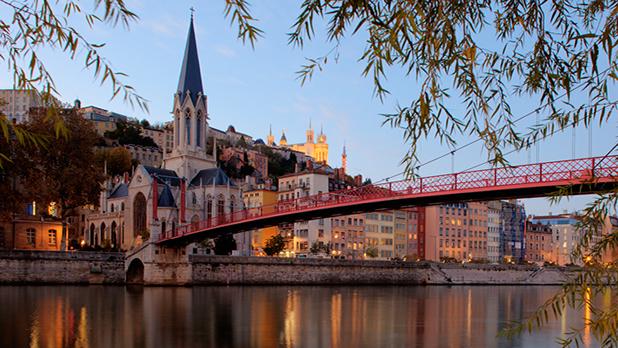 Dr : Office du tourisme de Lyon