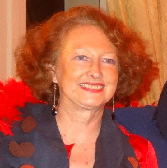 Brigitte Griveau était responsables grands comptes pour Cathay Pacific France depuis 1988 - Photo : DR