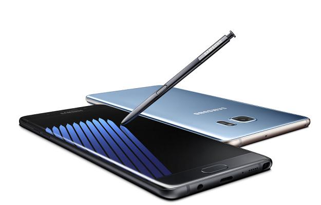 Plusieurs Samsung Galaxy note 7 ont récemment explosé - Photo : Samsung France