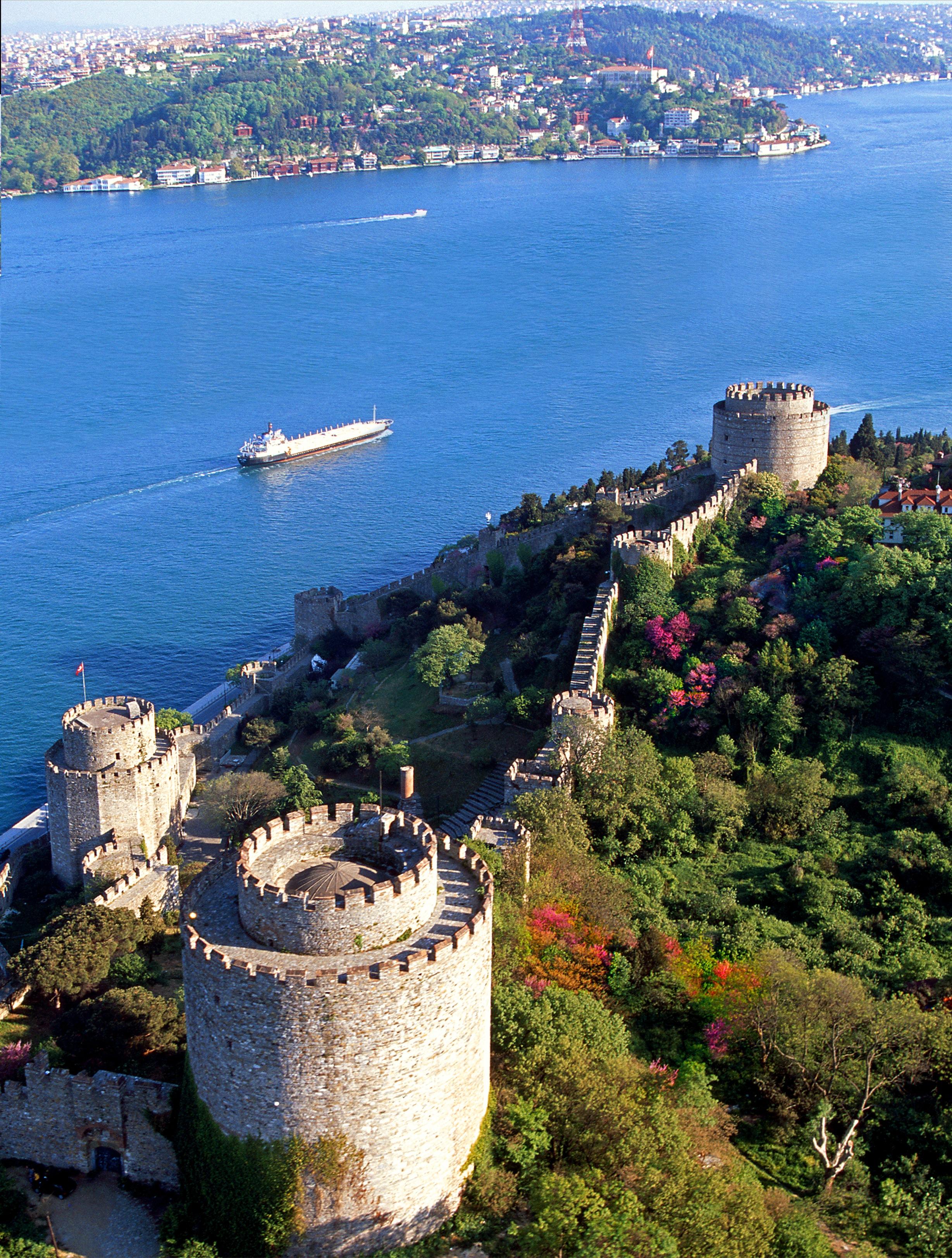 Forteresse de Rumeli à Istanbul