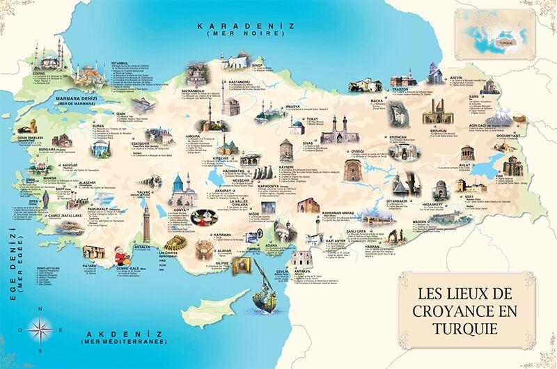 Les atouts de la Turquie