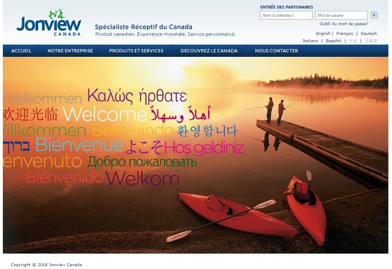 Jonview Canada lance 3 nouveaux circuits francophones à départ garanti « Premium » - DR : Capture d'écran Jonview Canada