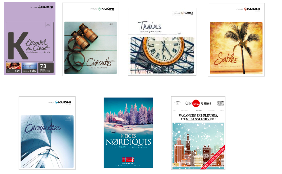 Toutes les brochures du groupe Travel Lab - DR Travel Lab.