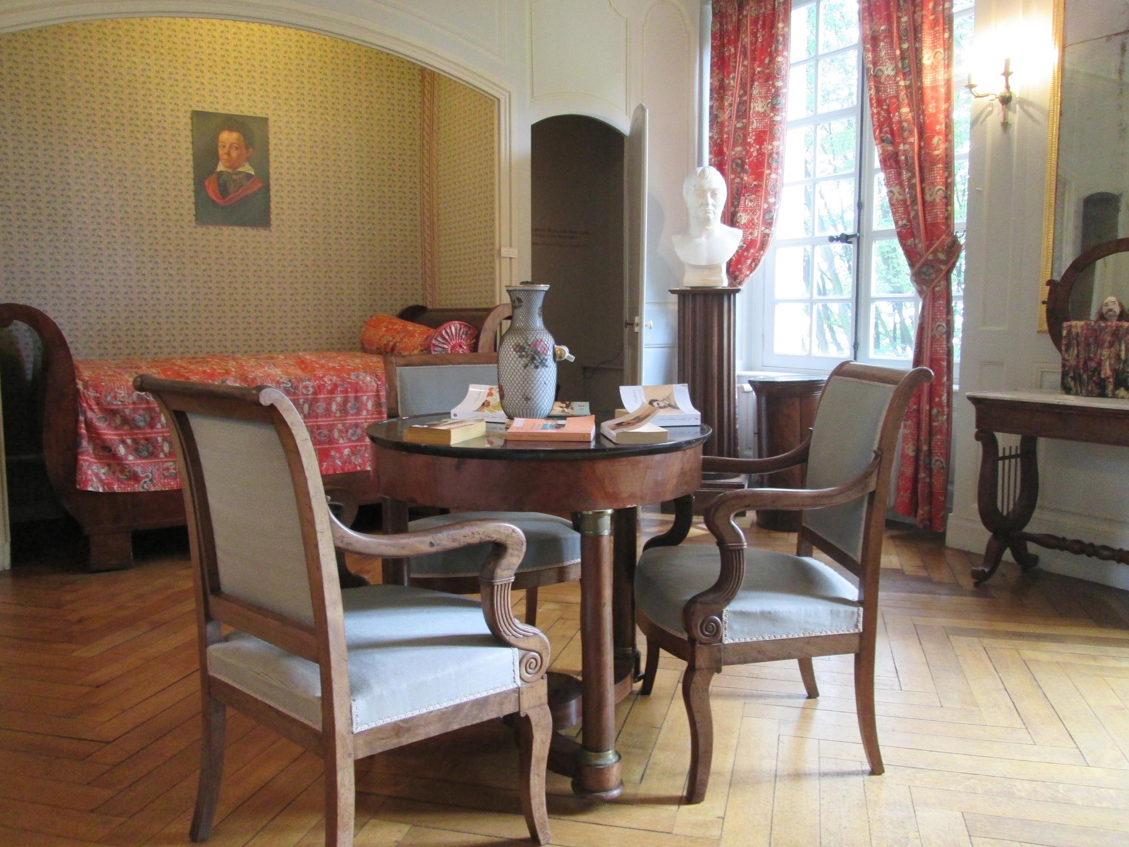 Normandie : sur la Route des Maisons d'Ecrivains
