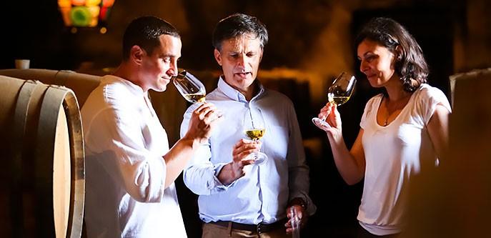 Routes des Vins ©phlabeguerie