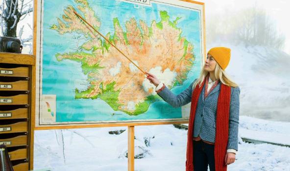 Iceland Academy prévoit la mise en ligne de cours ludiques pour donner envie aux touristes de venir en Islande - Photo : Inspired By Iceland.