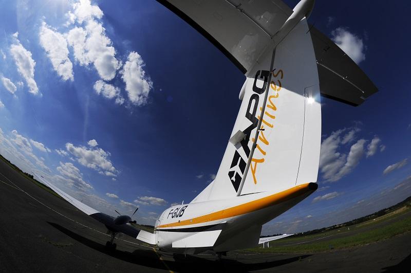 APG Airlines opèrera la ligne ligne Nice-Bergame - DR