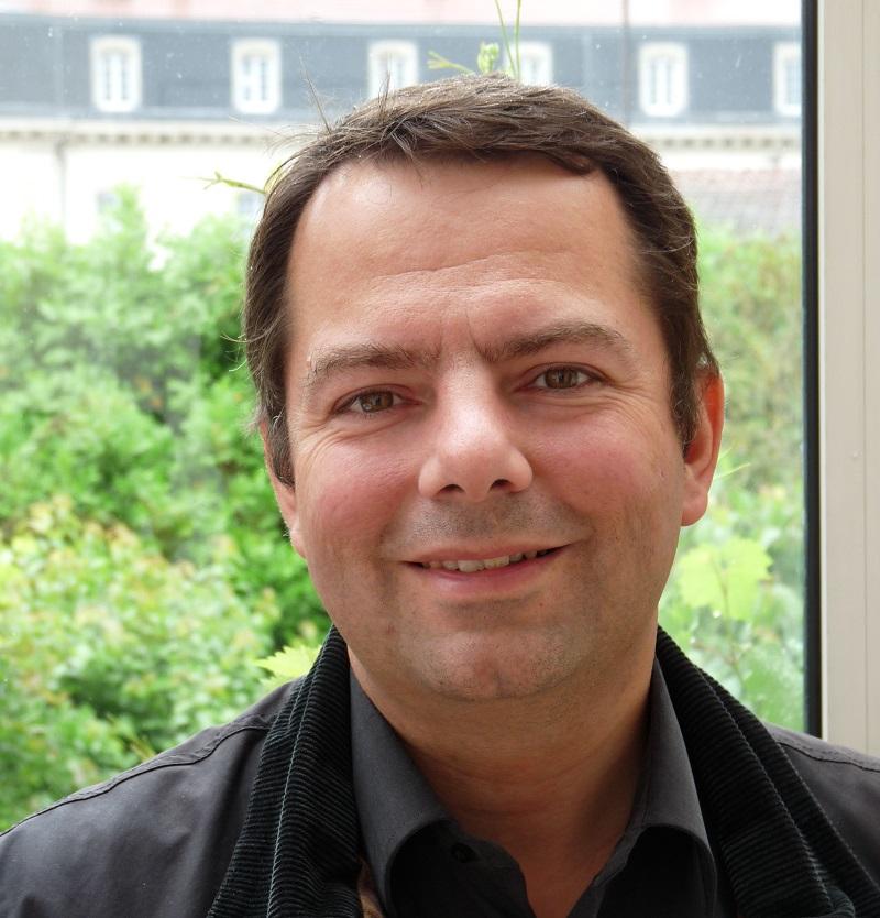 François Piot a créé avec Linh Raoul et Stéphane Thioly de Pole Capital 3 pépinières - Photo F. Piot