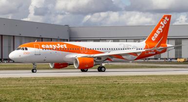 Des avions d'easyJet pourraient rester cloués au sol jeudi 15 septembre 2016 - Photo : easyJet