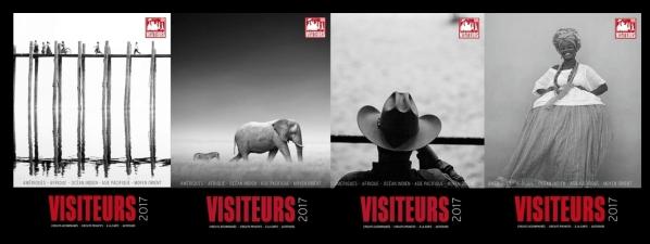 Visiteurs annonce la sortie de sa nouvelle brochure 2017 - DR : Visiteurs