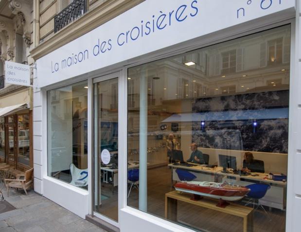 La Maison des Croisières est une agence complètement dédiée à la croisière, qui emploie 3 agents experts - DR : Travel Lab