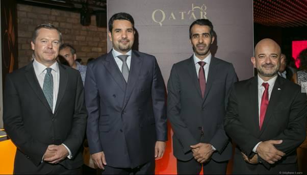 Lors du Qatar Day, à Paris, le QTA a expliqué aux professionnels français l'importance de leur marché pour la destination - Photo : Stéphane Laure