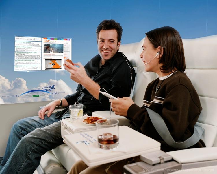 Avion transparent  - DR Centre for Process Innovation (CPI)
