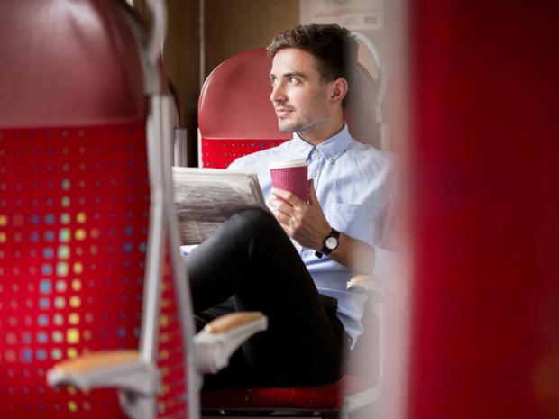 Les voyageurs d'affaires utilisent de plus en plus les acteurs de l'économie collaborative.  © fotolia : Photographee.eu