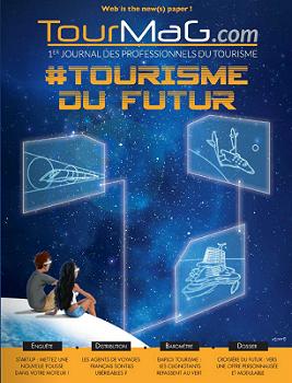 """Guillaume Cromer (ID-Tourisme) : """"L'avenir de la mobilité internationale, ce n'est pas l'avion !"""""""